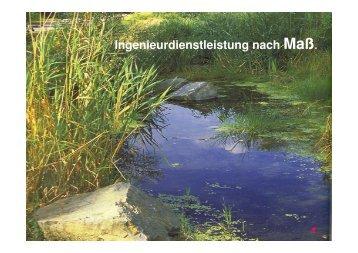 Schnitte durch Punktwolke - Geomatik-hamburg.de