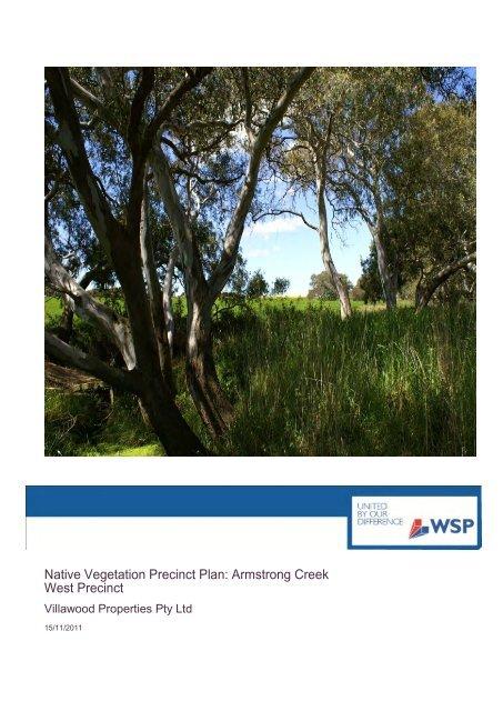 Native Vegetation Precinct Plan - City of Greater Geelong