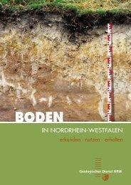 Broschüre - Geologischer Dienst NRW