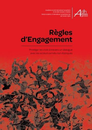 Règles d'Engagement - Geneva Academy of International ...
