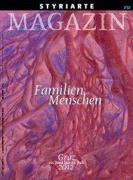 Magazin 1 / 2012 - Styriarte