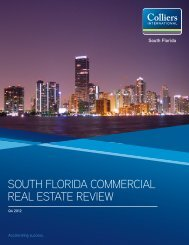 south florida commercial real estate review - Broward Alliance
