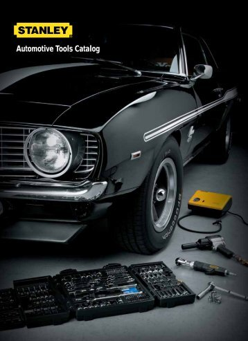 Stanley Automotive Tools Catalog - Who-sells-it.com