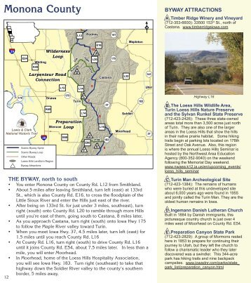 Monona County - Golden Hills Resource Conservation & Development