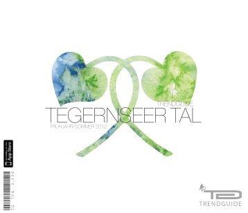 Trendguide Tegernseer Tal Nr 5