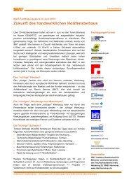 Bericht zu der iBAT-Fachtagungsserie Juni 2013