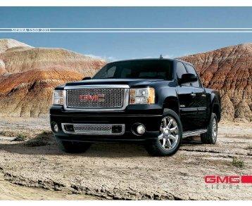 SIERRA 1500 2011 - GM Canada