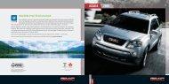 ACADIA 2009 - GM Canada