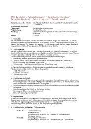 Früherkennung und -intervention (.pdf) - Gesunde Schulen