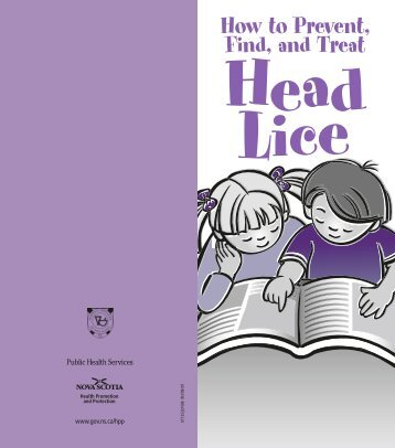 How to Prevent, Find and Treat Head Lice - Public Health Services ...