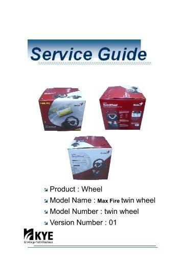 TwinWheel Service Manual.pdf - Genius