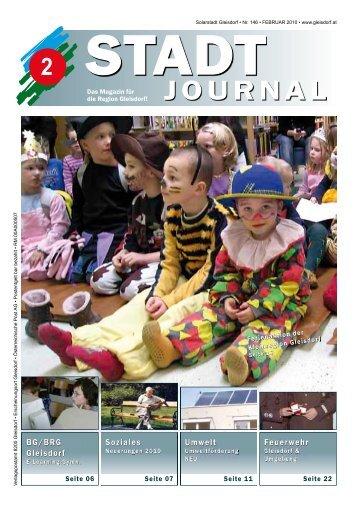 JOURNAL - ÖVP Gleisdorf