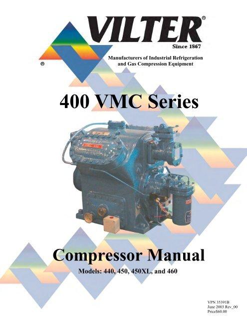 Compressor Manual Genemco Inc