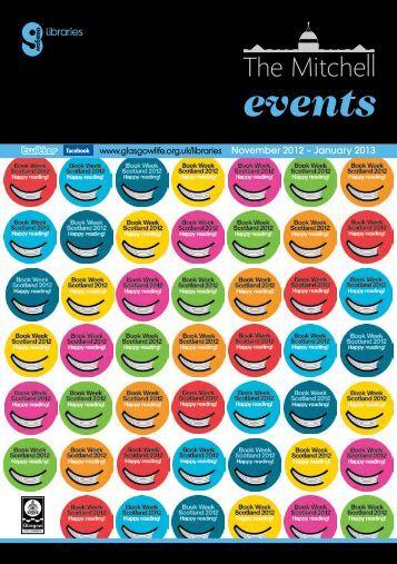 events - Glasgow Life