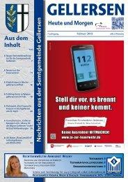 Mitteilungsblatt 02/2013 (pdf 14,2 MB) - Samtgemeinde Gellersen