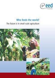Who feeds the world? - Globe Spotting