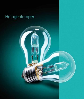 Halogenlampen - GE Lighting