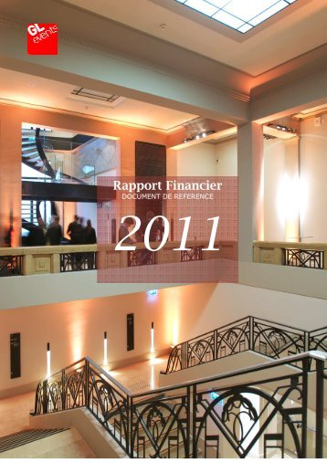 Rapport financier - GL events