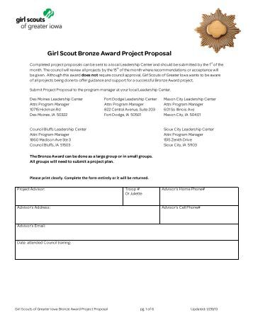 service bar approval form and log   girl scouts of greater
