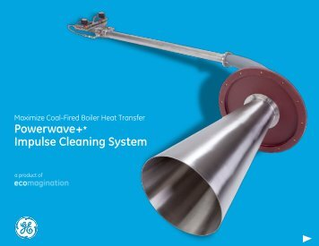 Powerwave+ Impulse Cleaning System e-brochure ... - GE Energy