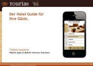 1 Der Hotel Guide für Ihre Gäste. - GIATA GmbH