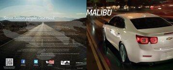 Malibu - GM Canada