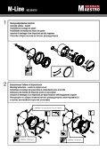 Einbauanleitung Installation Manual Directiones de installation ... - Page 3