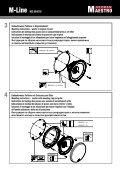 Einbauanleitung Installation Manual Directiones de installation ... - Page 4