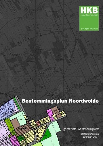 Bestemmingsplan Noordwolde - GISnet