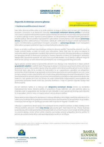 Dejavniki, ki dolo?ajo cenovna gibanja (PDF)