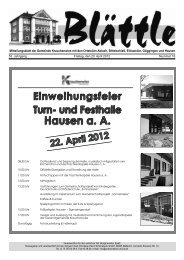 KW 16 am 20. April 2012 - Göggingen