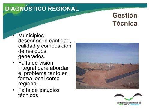 diagnóstico regional planes de contingencia campaña regional de ...