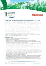 ExpertGaz IMMERGAS EOLO Star 24 3E