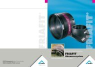 FRIAFIT® - Akatherm FIP GmbH