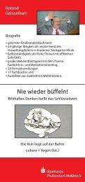 Nie wieder büffeln! (PDF)