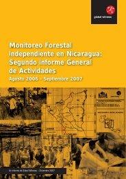 Monitoreo Forestal Independiente en Nicaragua ... - Global Witness