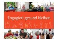 Engagiert gesund bleiben! - Gemeindeentwicklung