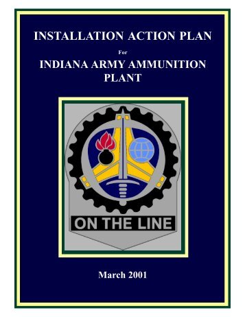 Indiana AAP Installation Action Plan - GlobalSecurity.org