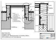Detailplan Oberlicht PDF - Glas Trösch AG