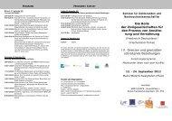 Programm - Historisches Seminar - Johannes Gutenberg-Universität ...