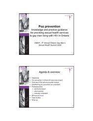 POZ Prevention: Knowledge and practice guidance for ... - GMSH