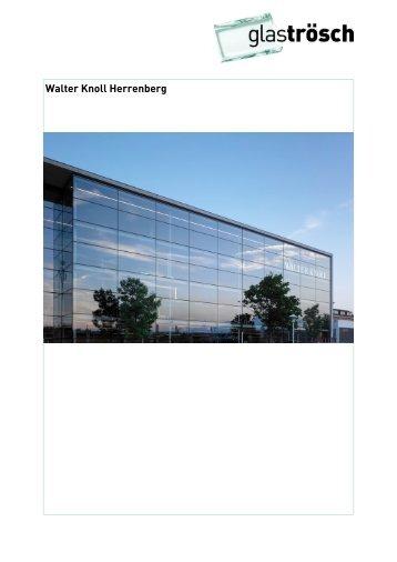 Haussmann 310. Design: Trix & roberT Haussmann. - Walter Knoll