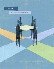 Lean - Government Finance Officers Association