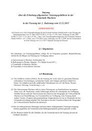 Gemeinde Machern Vorlage-Nr.: