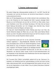 2. Greiner Jedermannslauf - Netzwerk Gesunde Gemeinde