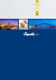 Prospectus 2012 - GoHospitality
