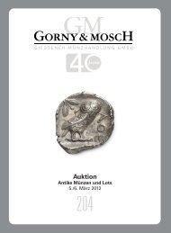 Auktion 204 - Gorny & Mosch GmbH