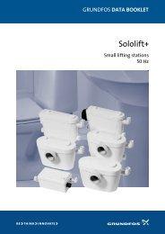 Скачать каталог Grundfos - Sololift+ - Насосы
