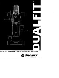 DUAL FIT - Giant Bicycles