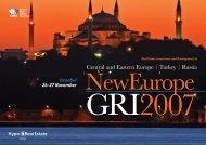 Russia - Global Real Estate Institute